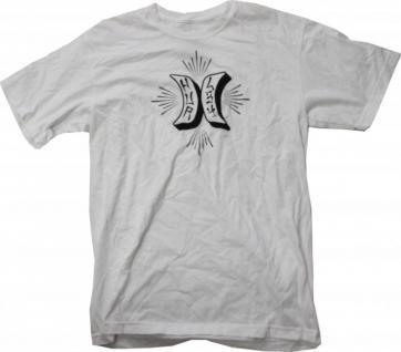 Hurley X Skateboard T-Shirt White 1 B ware