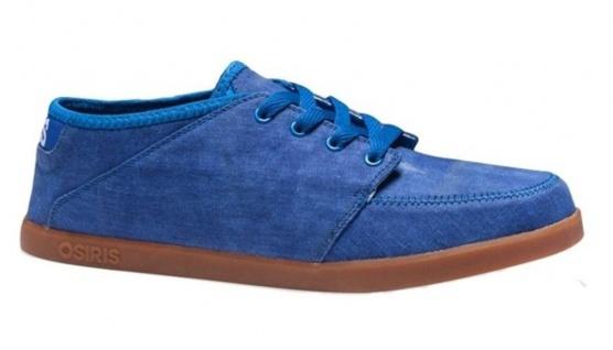 Osiris Skateboard Schuhe -- Convert - Blue /Gum/Multi