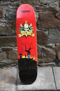 Koston Skateboard Deck Destroyer 7.75 x 31.75 inch - Lagerware mit leichten Kratzern