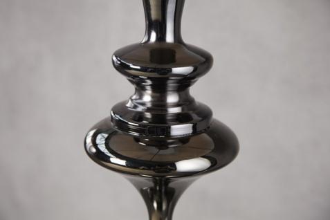 Casa Padrino Barock Stehleuchte schwarz 1-Flammig - Leuchte Lampe - Vorschau 4