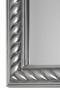 Casa Padrino Barock Wohnzimmer Spiegel / Wandspiegel Antik Silber 72 x H. 132 cm - Barockmöbel - Vorschau 3