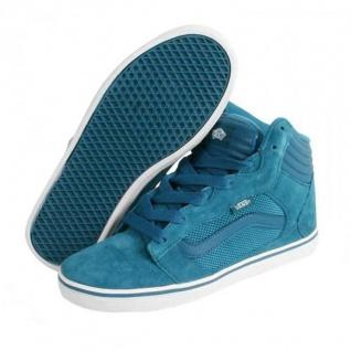 Vans Hi Skateboard Schuhe Amberton Hi Vans Blue - TurnschuheSkate Shoes 966da3