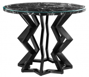 Casa Padrino Designer Hotel Salon Tisch 101 x H. 85 cm - Luxus Kollektion