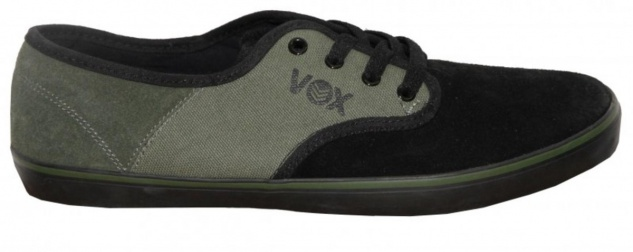 Vox Skateboard Schuhe Parlor Green/ Black/ Green/ Parlor Black 643d21