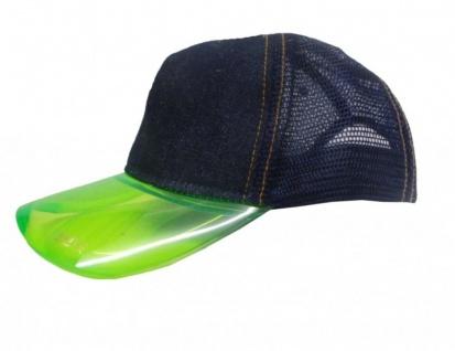 Sunglass Cap Demolition Sports Jeans Blau/Green