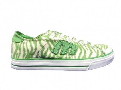 Etnies Skateboard Schuhe Bernie Green
