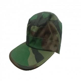 BDU Patrol Skateboard Cap Military Camo Army Design