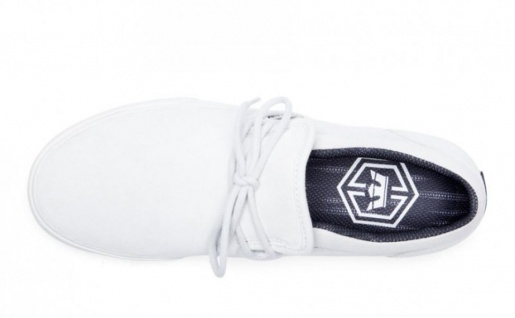 SUPRA Skateboard Schuhe Schuhe Schuhe Cuba Light Grey f3696c