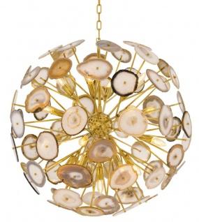 Casa Padrino Luxus Designer Kronleuchter Durchmesser 85 cm - Limited Edition