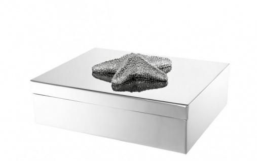 Casa Padrino Luxus Beauté Box Seestern 39, 5 x 31 x H. 16 cm - Luxus Qualität