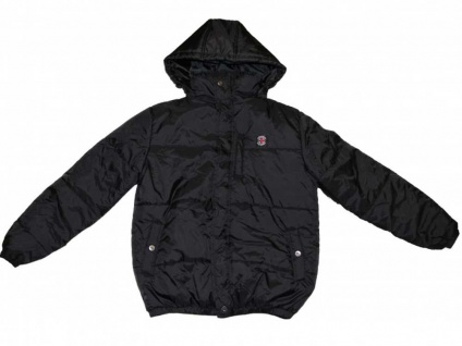 Independent Skateboard Winter Jacke / Parka Schwarz 1 B Ware