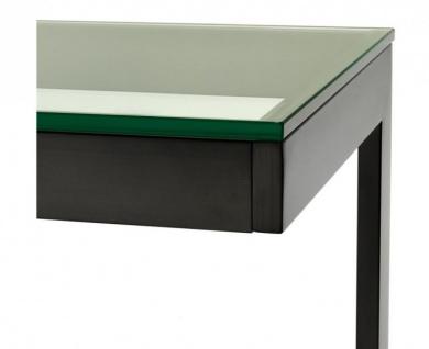 Casa Padrino Luxus Konsole Bronze 160 x 45 x H. 76 cm - Konsolen Tisch Möbel - Vorschau 3