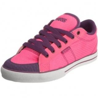 Osiris Skateboard Schuhe -- Barron- Pink/Purple/White - Vorschau 1