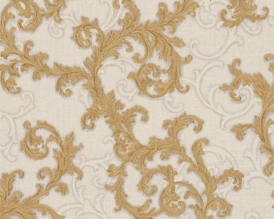 Versace Designer Barock Tapete Baroque & Roll 962314 Jugendstil Vliestapete Vlies Tapete