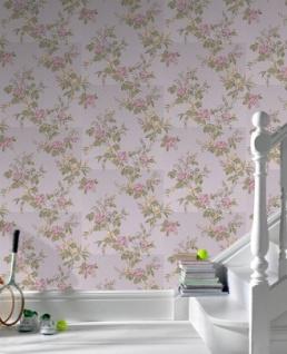 Graham & Brown Barock Landhaus Stil Tapete Rose Cottage Vliestapete Vlies Tapete Mod 50-438 - Vorschau 1