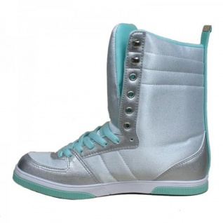 Osiris Uptown Ltd Girls Winter Boots White/Teal/Silver - Snowboard Skateboard Boot Stiefel Schuhe - Vorschau 2