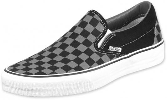 Vans Skateboard Schuhe Schuhe Schuhe Slip On Grau/Kombi ec75b0