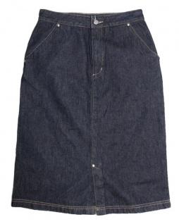 Mooks Skateboard Jeans Skirt Classic
