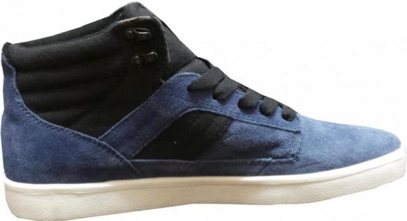 SUPRA Blau/schwarz Skateboard Schuhe Penny Dark Blau/schwarz SUPRA 737357