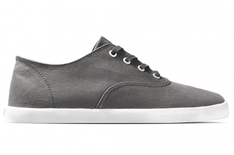 Supra Skateboard Schuhe Wrap Grey