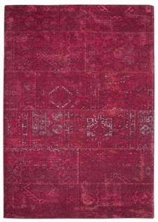 Casa Padrino Wohnzimmer Teppich Himbeerfarben 280 x 360 cm - Luxus Qualität