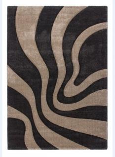 Casa Padrino Design Teppich Platin Beige - Designer Teppich
