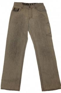 Hurley X Skateboard Jeans Hose Platinum