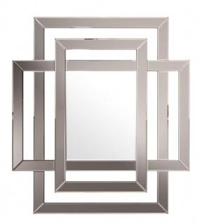 Casa Padrino Luxus Spiegel Bronze 100 x H. 110 cm - Luxus Qualität
