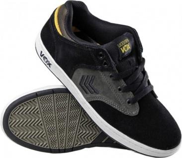 Vox Skateboard Schuhe Lockdown Schwarz/Grau/Gelb Schwarz/Grau/Gelb Schwarz/Grau/Gelb 338f78