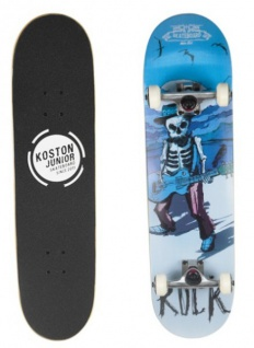 Koston Skateboard Komplettboard Guitar Player 8.25 x 32.5 inch - Komplett Skateboard