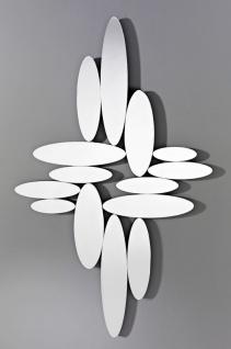 Casa Padrino Designer Wohnzimmer Spiegel 99 x H. 160 cm - Luxus Wandspiegel
