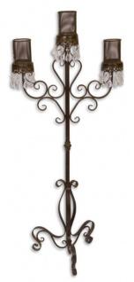 fink living adventskranz kerzenhalter gorden 49 cm. Black Bedroom Furniture Sets. Home Design Ideas