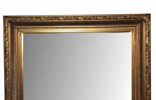 Casa Padrino Barock Wandspiegel Gold Höhe 210 cm, Breite 119 cm - Edel & Prunkvoll - Vorschau 3