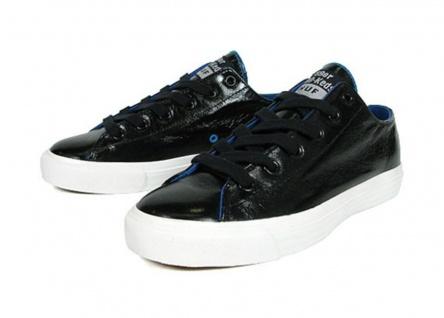 Keds 69er Skateboard Sneaker Schuhe 69er Keds Lo schwarz Patent Huf 8594c6