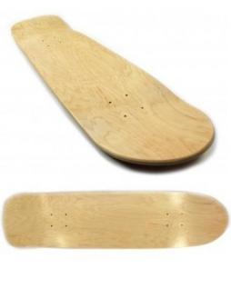 Koston Oldschool Blank Cruiser Deck 32 x 8.5 inch Pooldeck 90th Style - Skateboard Cruiser Holz Deck