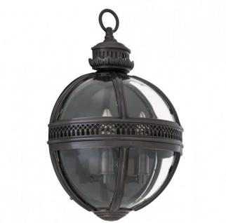Casa Padrino Luxus Wandleuchte Bronze - Luxus Qualität - Vorschau 3