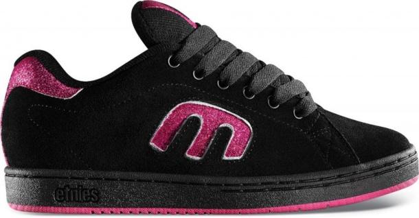Etnies Skateboard Women Schuhe Callicut 2.0 Black/Pink