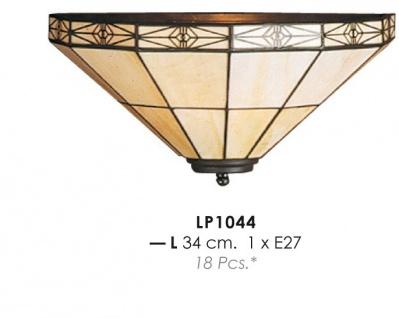 Tiffany Wandleuchte Durchmesser 34cm LP1044 Leuchte Lampe
