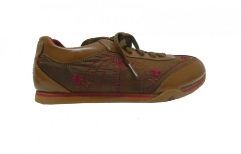 Etnies Skateboard Flowers Schuhe LO-Qwan-Do Plus Brown/Bordo Flowers Skateboard Beliebte Schuhe 44a9ec