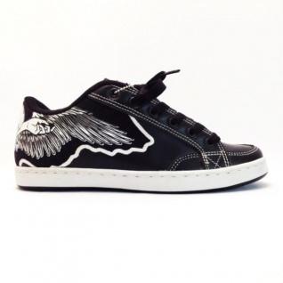 Osiris White Skateboard Schuhe Hybrid Black/ White Osiris Sneaker Shoes Beliebte Schuhe b93f76