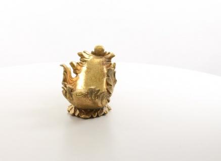 Casa Padrino Barock Weinständer Antik Gold Mod.2 - Weinregal - Weinhalter - Flaschenhalter - Vorschau 2
