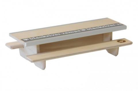 Blackriver Ramps Fingeboard Table Curb - Picknick Tisch - Vorschau