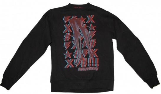 Independent Skatewear Pullover Crew Black Sweater