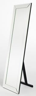 Casa Padrino Luxus Standspiegel 48 x H. 165 cm - Schlafzimmermöbel