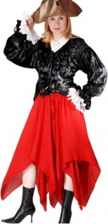 Mary Read II Piraten / Mittelalter Set - Black - Red - White
