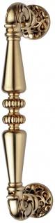 Casa Padrino Barock Türgriff Set Französisches Gold 4, 6 x H. 27, 4 cm - Hotel & Restaurant Accessoires