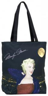 """Designer Shoppertasche """" Marilyn Monroe"""" - Elegante Tasche - Luxus Design"""