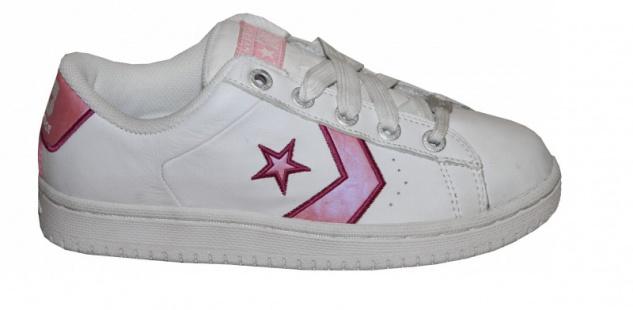 Converse Skateboard Schuhe Ev Pro 2 Ox White/ Fushia Sneakers Shoes