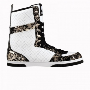 Osiris Uptown Ltd Girls Boot White/Black/Silver - Snowboard Boot