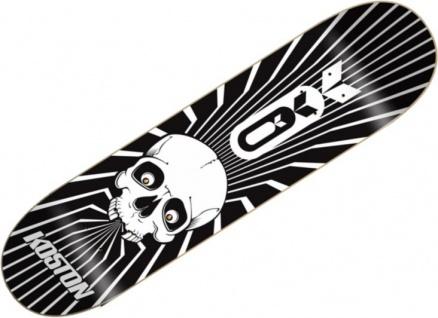Koston Skateboard Deck The Earth 7.75 x 31.75 inch